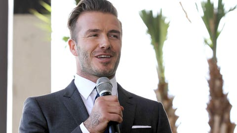 David Beckham's Miami Soccer Team Reportedly Expected to Be Announced