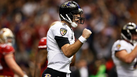 Ravens QB Joe Flacco, $20.1 million