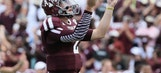 Texas A&M quarterback Johnny Football says he's ready for the NFL