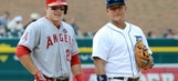 Scioscia sees similarities between Trout, Cabrera