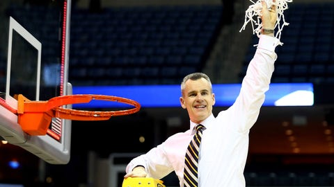 Billy Donovan is chasing history