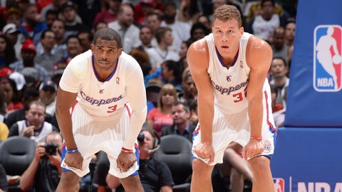 Los Angeles Clippers (57-25)