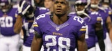 Vikings' Peterson misses second straight day of practice