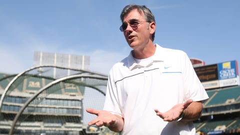 Billy Beane - General Manager and Minority Owner, Oakland Athletics