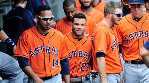 28. Houston Astros