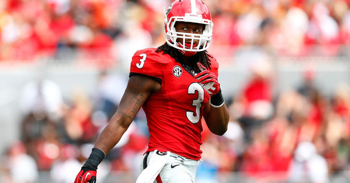 989f63650 Georgia still waiting for update on suspended RB Gurley's status | FOX  Sports