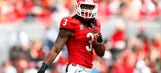 Georgia coach does not expect Gurley to play this week