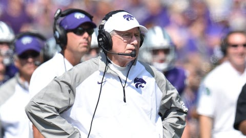 Bill Snyder, Kansas State: $2,900,000