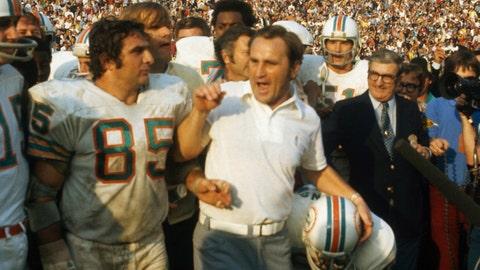 Miami Dolphins (1970-1974)