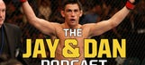 The Jay and Dan Podcast: Episode 96 with Dominick Cruz