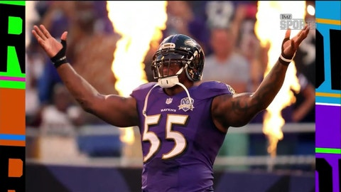 Baltimore Ravens -- Health on defense