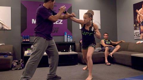 The Ultimate Fighter: Team Pettis vs Team Melendez