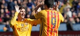 Barcelona says Messi to undergo tests for kidney problems