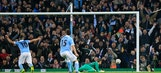 Man City ousts PSG to reach Champs League semis for 1st time