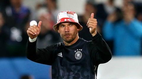 Lukas Podolski, Galatasaray to Vissel Kobe