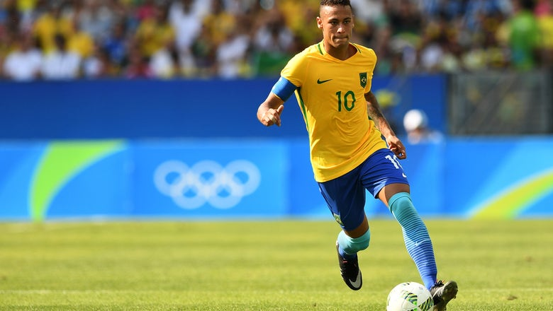 Brazil, Germany to get World Cup rematch in men's Olympic gold medal match
