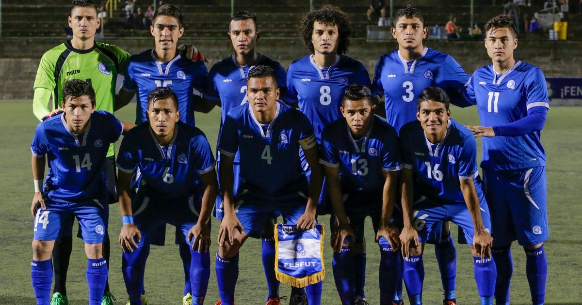 5190be964ba El Salvador claim they ve been offered bribe to fix World Cup qualifier