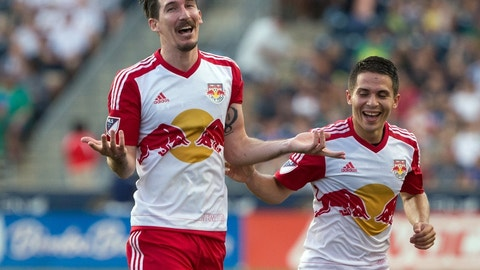 Midfielder: Sacha Kljestan (New York Red Bulls)