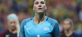 Jill Ellis: Hope Solo 'forced us to make a significant decision'