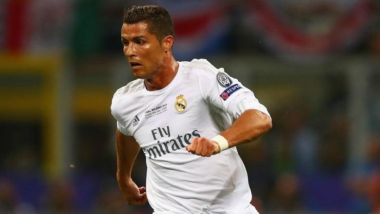 Cristiano Ronaldo says he's ready to play against Osasuna