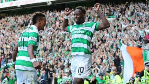 Celtic: Moussa Dembele
