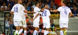 Club Brugge 0 – 3 Leicester City: Foxes triumph in Belgium
