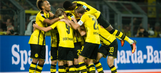 Borussia Dortmund's double backheels to set up a goal were so pretty