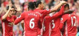 Manchester United demolish Leicester City at Old Trafford
