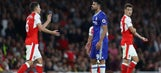 Arsenal takes target practice on apathetic Chelsea, Blues fall 3-0