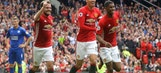 EPL notes: Manchester United finds footing in dominating win over Leicester City