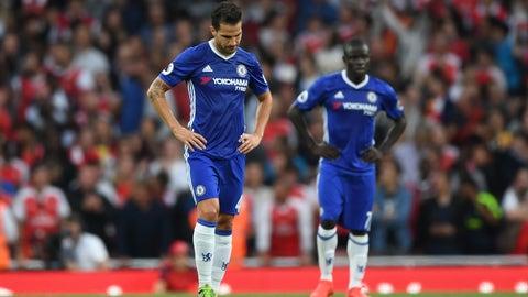 Hangover for Chelsea?
