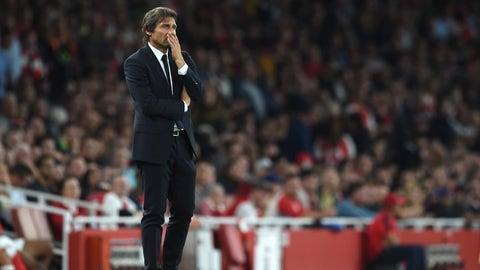 September 24th: Arsenal 3-0 Chelsea
