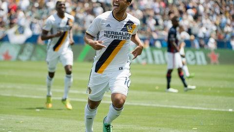 Giovani Dos Santos, LA Galaxy