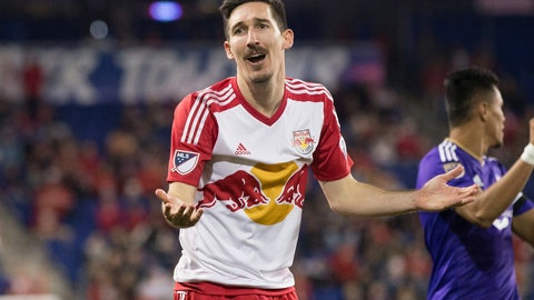 Sacha Kljestan, New York Red Bulls