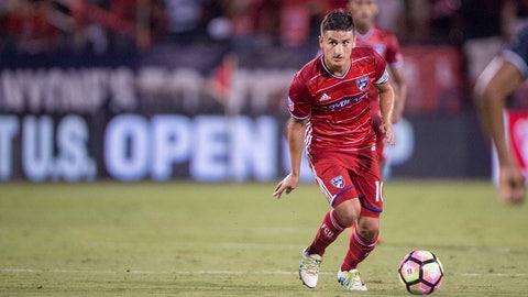 Mauro Diaz, FC Dallas