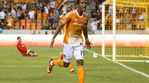 Friday: New York City FC at Houston Dynamo