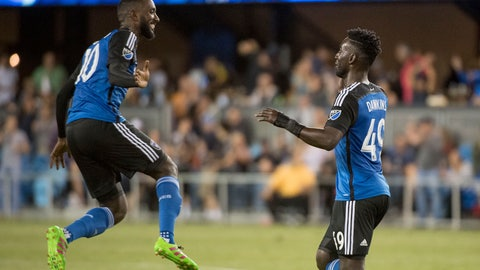 Sunday: Real Salt Lake at San Jose Earthquakes