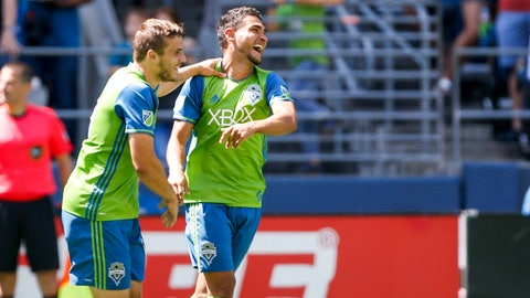 Will Jordan Morris be ready?