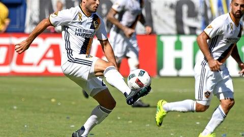 LA Galaxy: Now clinched