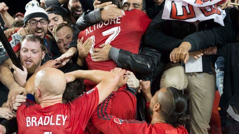 Toronto FC: Already clinched