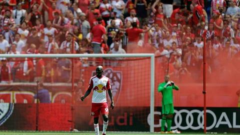 1. Bradley Wright Phillips: 21 goals