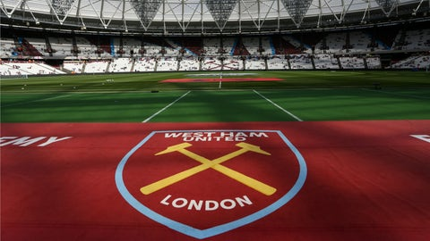 West Ham United: $634 million