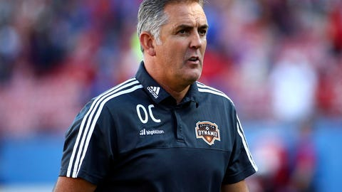 Owen Coyle, Houston Dynamo (2015-2016)