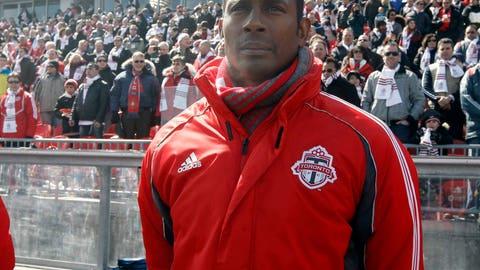 Aron Winter, Toronto FC (2011-2012)