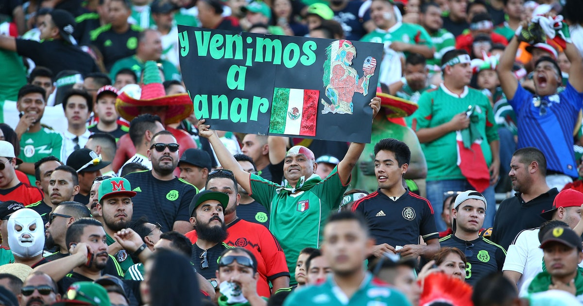 Mexico Fined Over Fan Chants At USA Vs Mexico World Cup