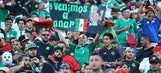 Mexico fined over fan chants at USA vs. Mexico World Cup qualifier