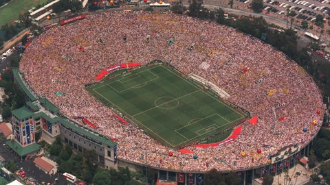 Will FIFA accept the plan to have the U.S. host the vast majority of matches?