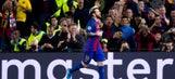 Messi, Ozil hat tricks lead Barcelona, Arsenal to key Champions League wins