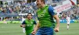 Jordan Morris is shining in the Sounders and American soccer spotlight