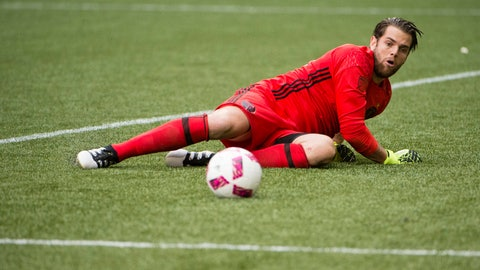 Backup goalkeeper